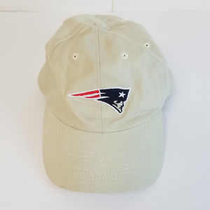 NFL Patriots Adjustable Hat